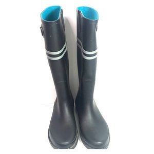 tommy hilfiger rain boots for women size 9